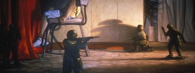 Untitled 39 (Combat)