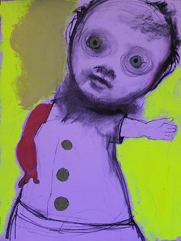 Marionette (yellow)
