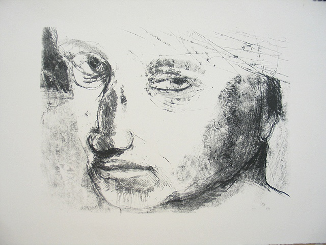 Untitled (self-portrait)