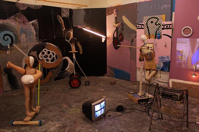 """""""Inventory"""" studio view"""