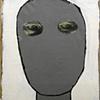 Untitled (grey head)