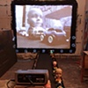 Transformers installation in making (studio view)