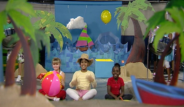 Let's Celebrate, Cbeebies