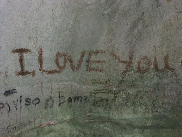 I Love You Cave, Ba Na, Laos