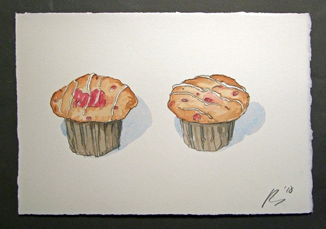 #48 Two Muffins