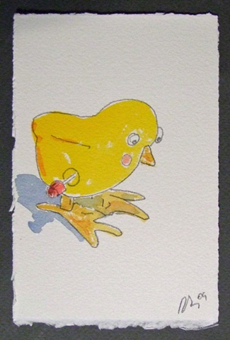 #18 Wind Up Chick