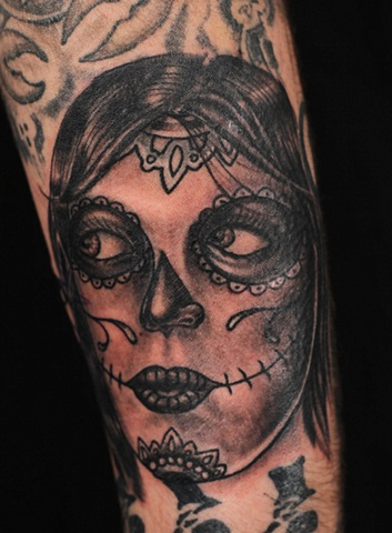 Dead girl