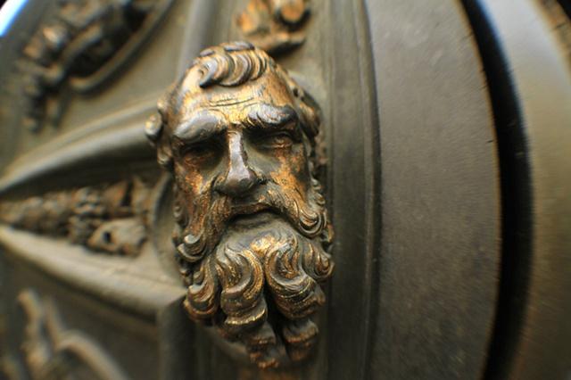 FishEye door