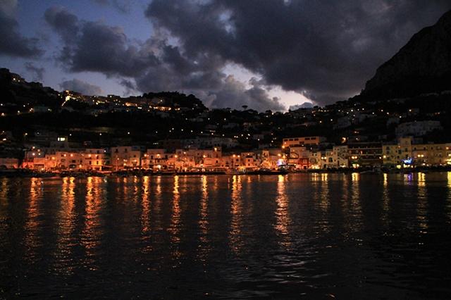 Capri at Night