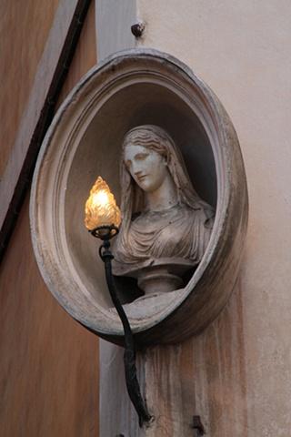 Lantern Mary