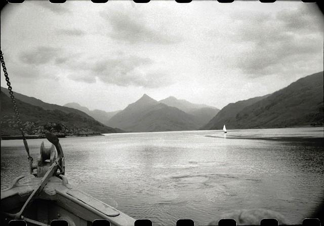 Sealoch. Scotland