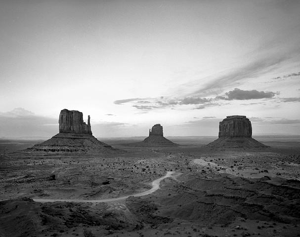 Monument Valley. EE.UU