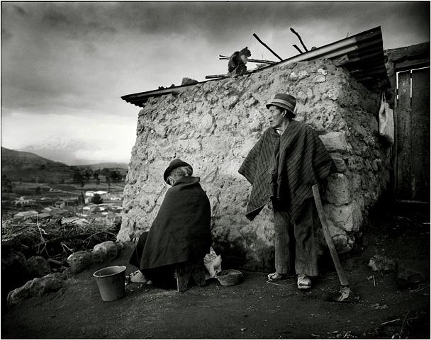 Chimborazo. Ecuador.