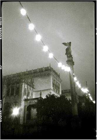 Sevilla. Pinhole