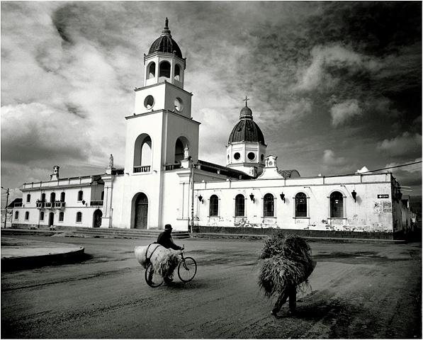 Near Saquisili. Ecuador.