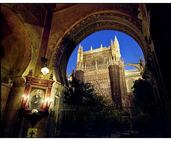 Puerta Del Perdon,Sevilla. Spain.