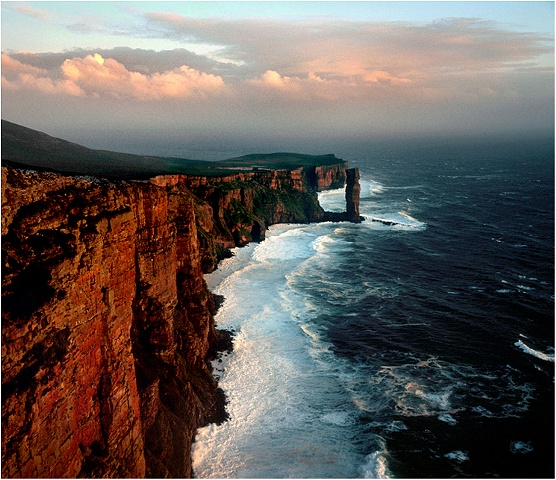 Old Man Of Hoy. Scotland