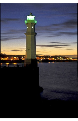 Leith Light House. Edinburgh.
