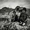 Sisters. Ecuador