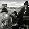 Shepherds Family,Near Tigua. Ecuador.