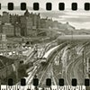 Waverly Station, Edinburgh. Scotland. silver gelatine print