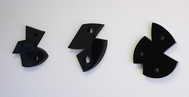 Black Shapes (trio)
