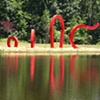 """""""Red Nessie"""", view 2"""