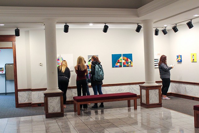Solo Exhibition @ Elizabethtown College