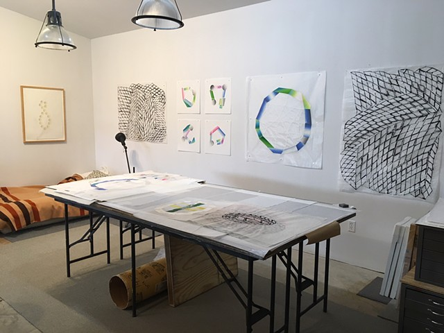 Studio, Marfa