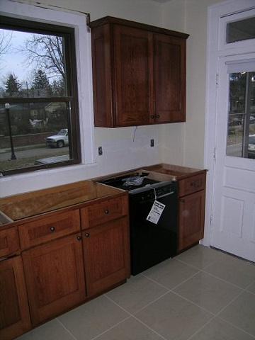 Project Name (eg. Residential Kitchen)