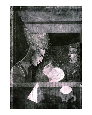 R. M. Naeem Lesson Etching