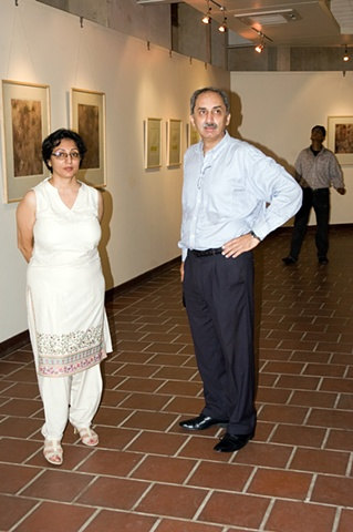With Imran IVS Gallery