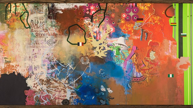 """""""Ocean of Possibilities"""" Panel 4/12"""