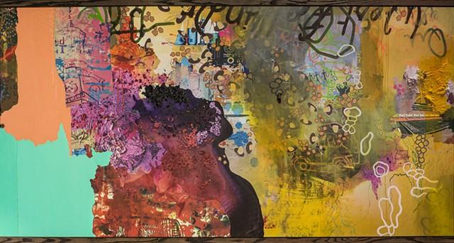 """""""Ocean of Possibilities"""" Panel 12/12"""