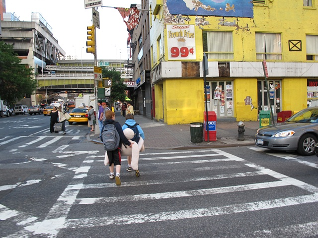 42nd Avenue, New York City