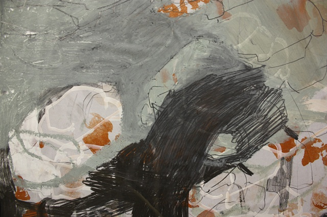 Untitled-pile detail