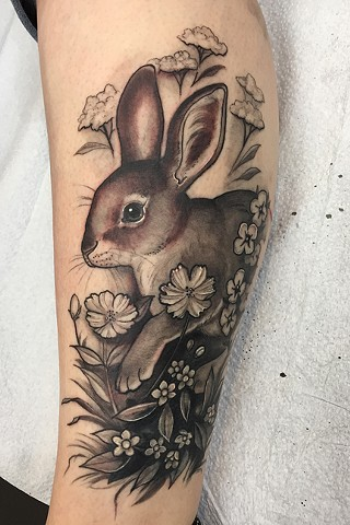 bunny cover up.