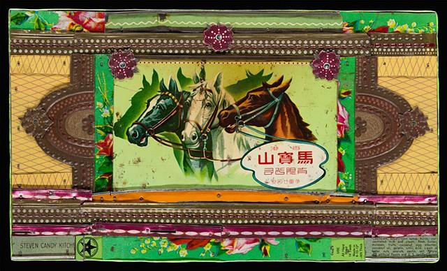 'Three Pony Party'