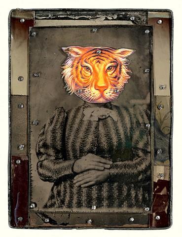 'Tiger Lady'