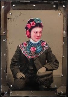 'Flower Lady 2'