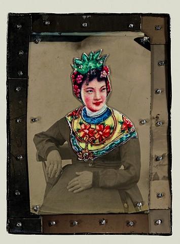 'Flower Lady 1'