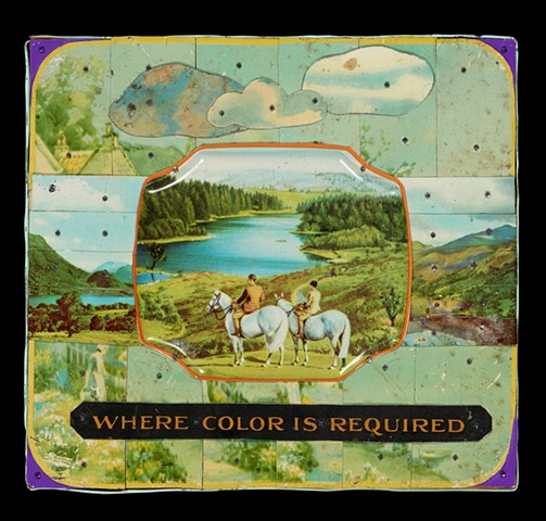 'Where Color is Required'