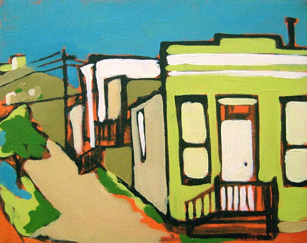 Yellowgreen House