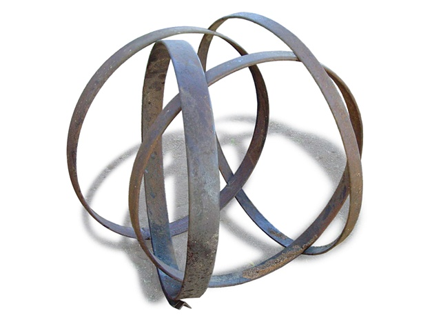 HOT, Artists, Art, Contemporary Art, Abstract Art, Metal Sculpture, Damascus Steel terrorjoy, Upcycle Art