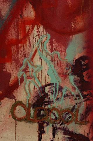 BLOOD (detail)
