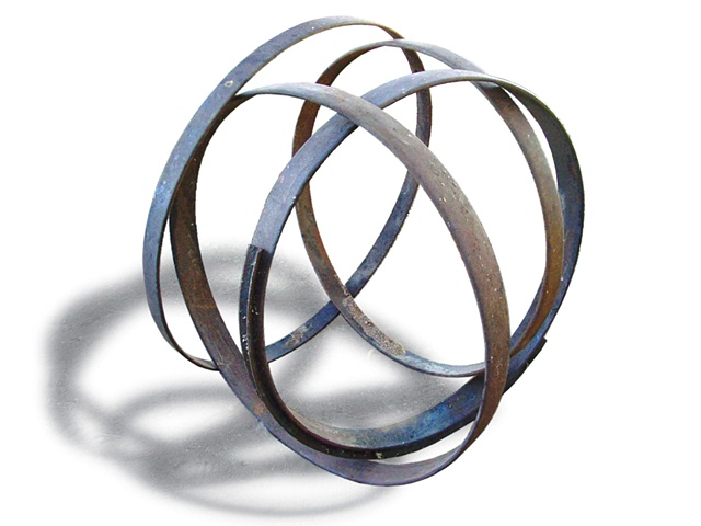 HOT, Artists, Art, Contemporary Art, Abstract Art, Metal Sculpture, Damascus Steel terrorjoy, Upcycle Art