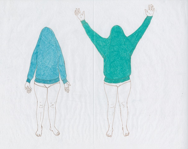 Headless Sweater (Design)