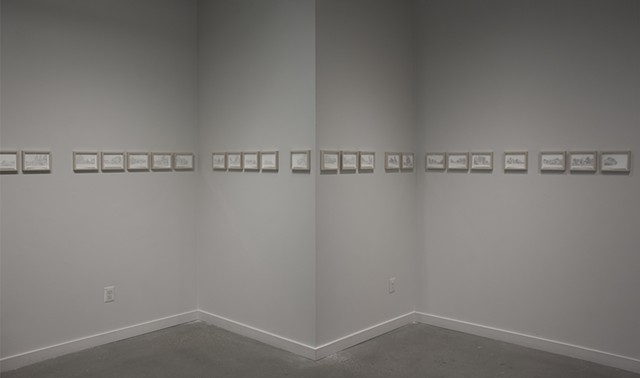 Invasive (installation view)