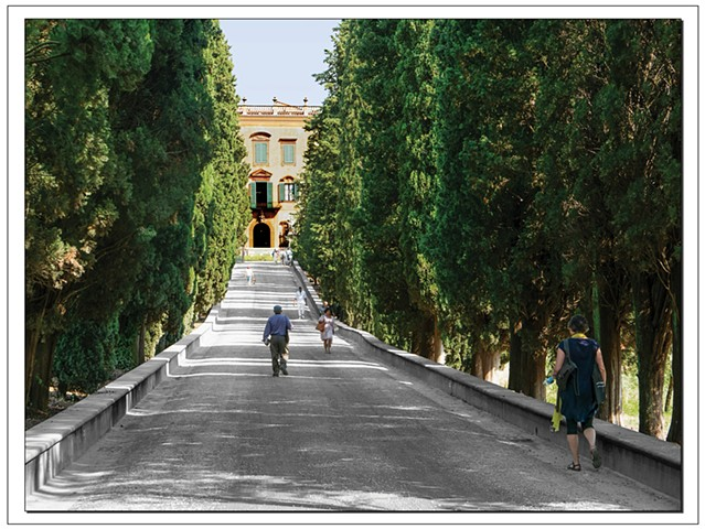 VILLA LA PIETRA - A Photography Exhibition