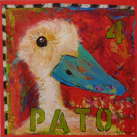 SOLD  Pato